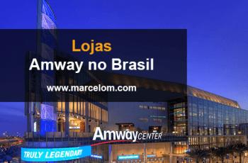 Lojas Amway no Brasil