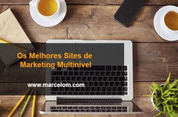 Os melhores sites de marketing multinível